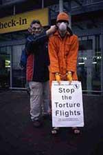 Stop torture flights!