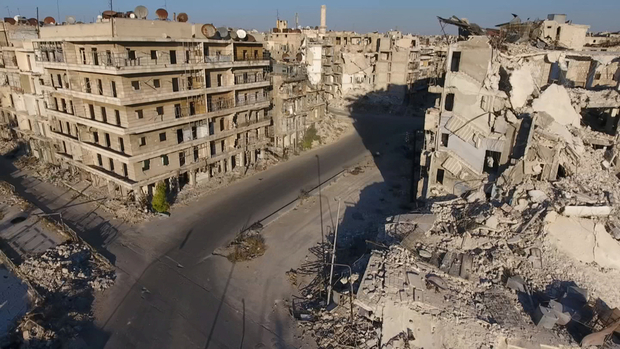 East Aleppo, 27 September 2016