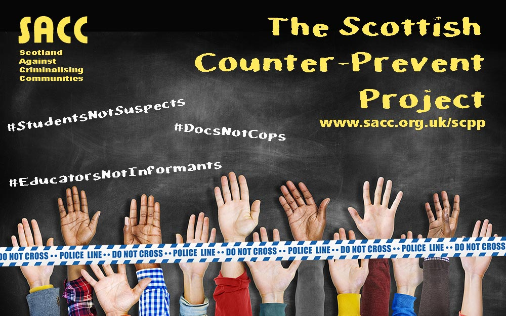 Scottish Counter Prevent Project
