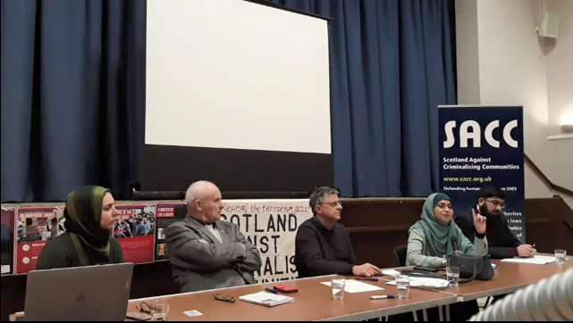 Islamophobia Conference 2019, Ibtihal Ramadan speaking