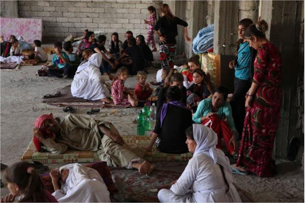 Refugees, Iraq