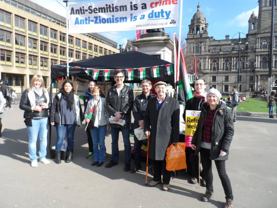 Anti-semitism is a crime, anti-zionism is a duty