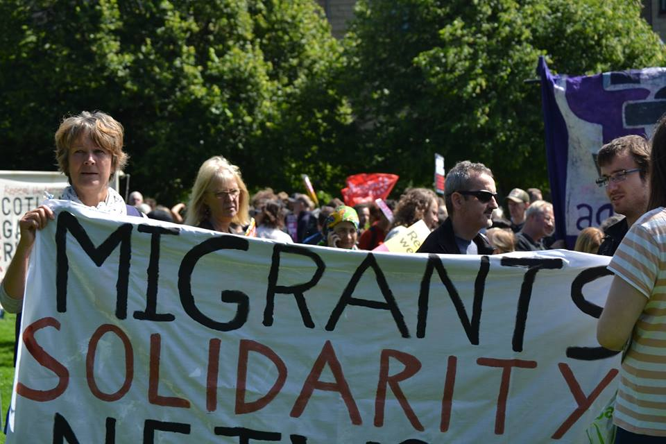 Migrant Solidarity Network