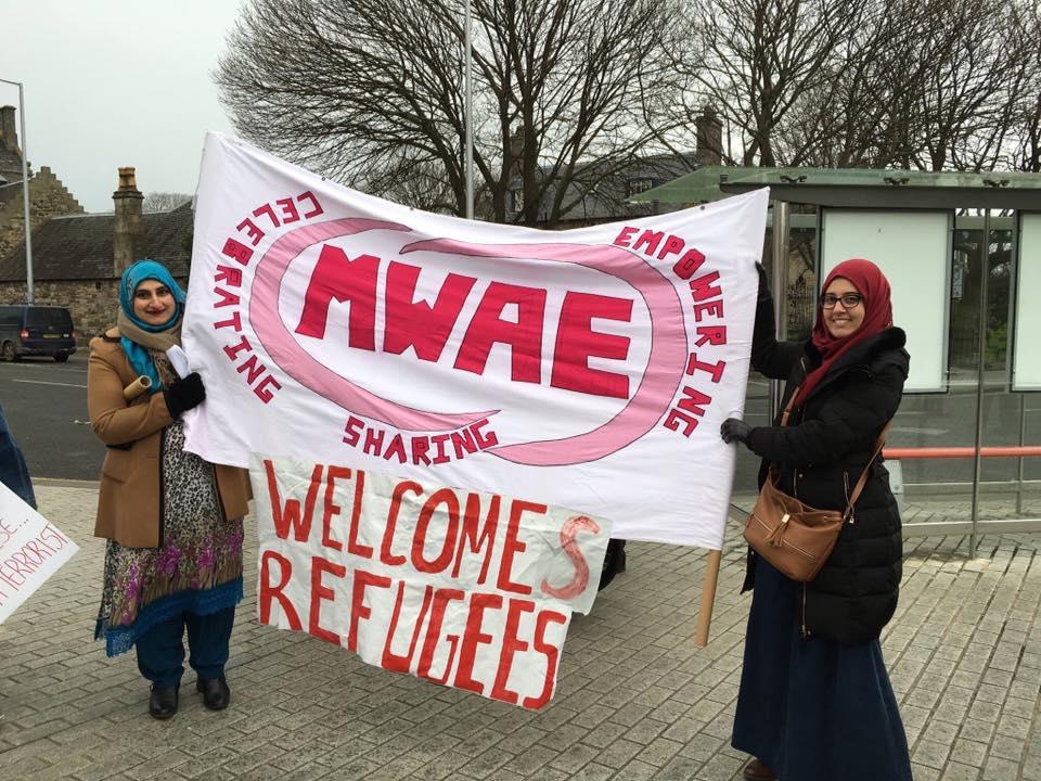 Muslim Women's Association of Edinburgh (MWAE)