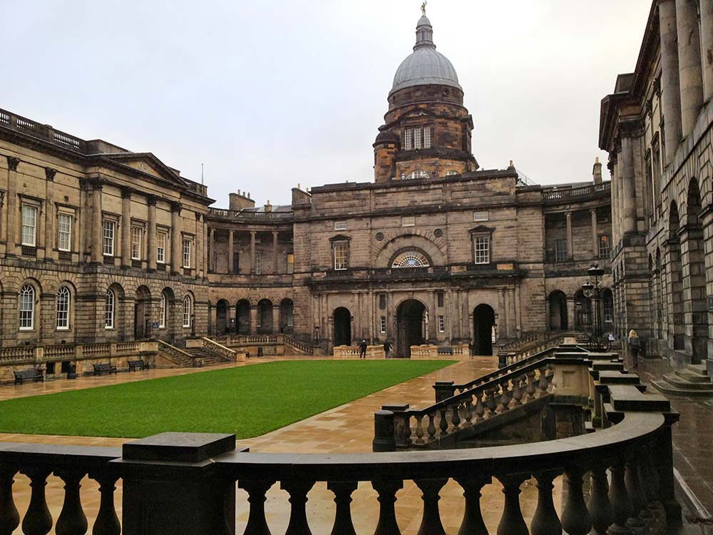 Old College, Edinburgh University