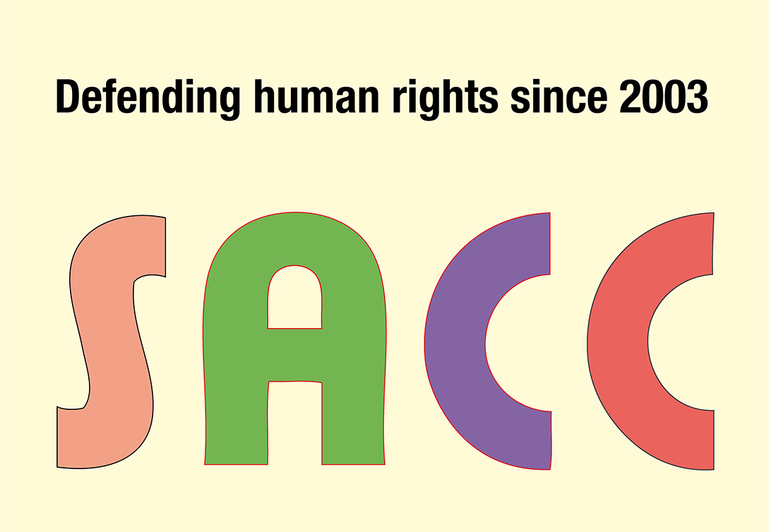 SACC - defending human rights