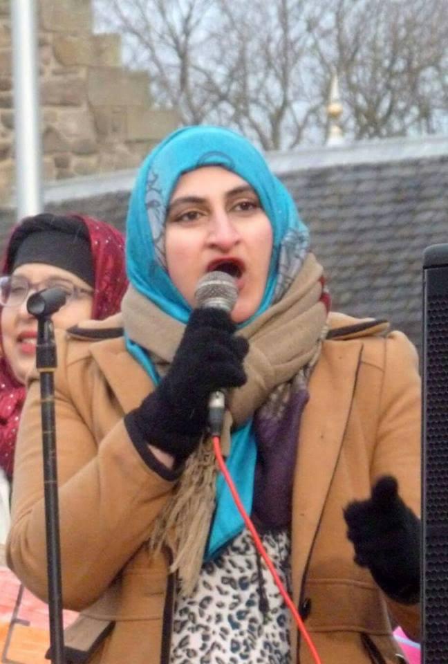 Safeena Rashid