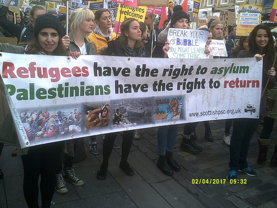 Palestinian right to return
