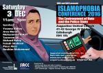 Islamophobia conference 2016