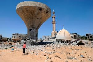 Gaza, 6 August 2014
