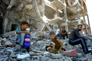 Gaza, 7 August 2014