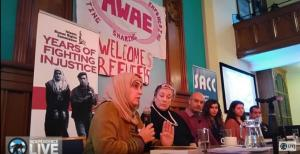Speakers at the SACC/IHRC Islamophobia conference 2016, Edinburgh