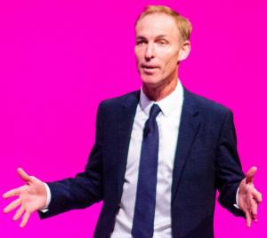 Jim Murphy MP, Labour Party conference 2014