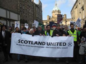 Scotland United Against Islamophobia