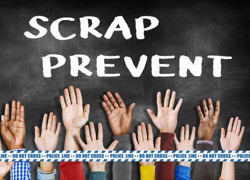 Scrap Prevent