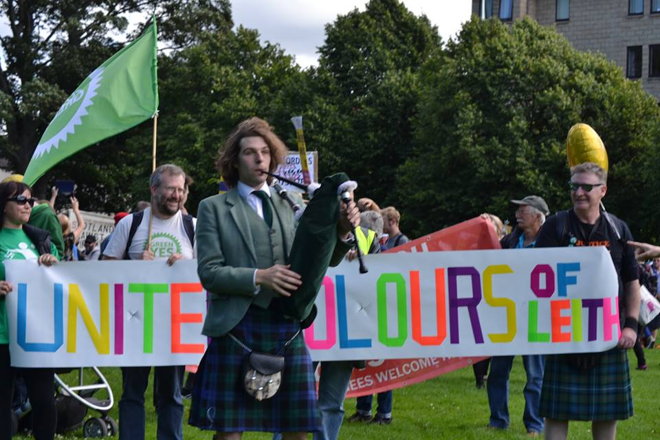 United Colours of Leith, Pilrig Park